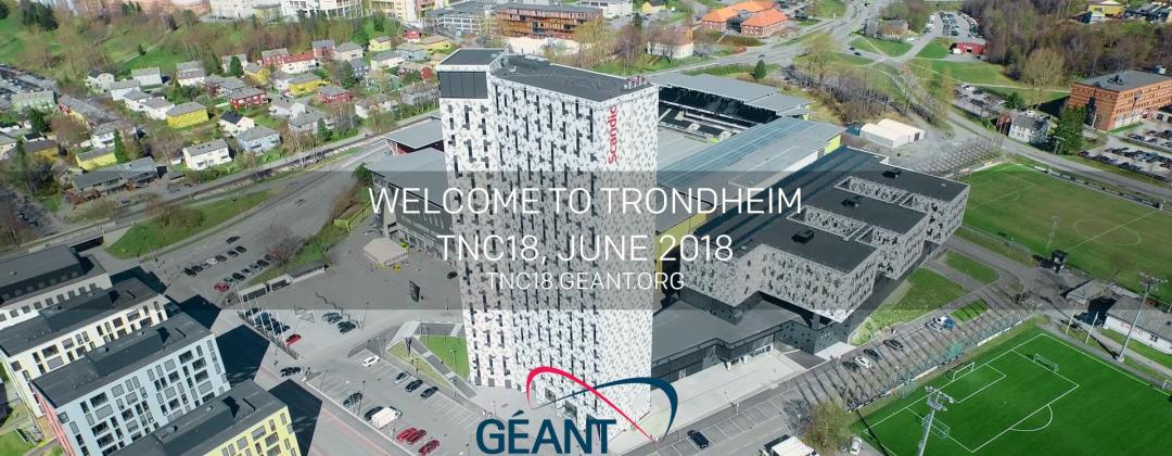 UNINETT welcomes the NREN community to Trondheim in 2018